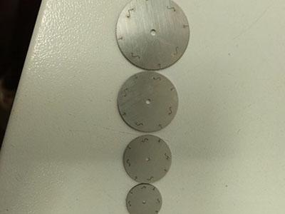 激光切割组装件
