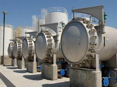 地下水处理工艺流程