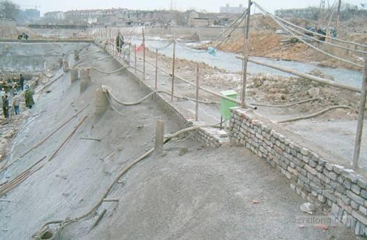 建筑基坑管井井点降水