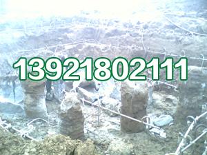 管井井点降水施工