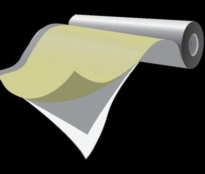 高分子HDPE自粘胶膜防水卷材