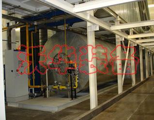 VOCs有机废气直燃净化设备