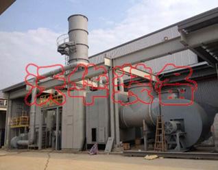 VOCS沸石转轮净化设备