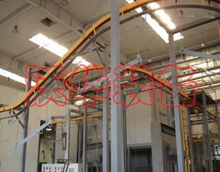 轻型悬挂输送系统