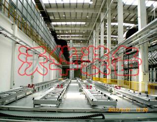 机械化地面积放系统