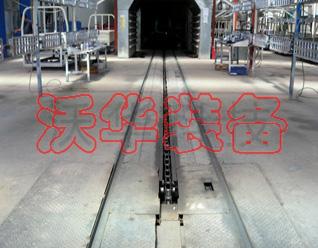 垂直地链输送系统