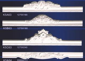 EPS石膏线条-平线K5301
