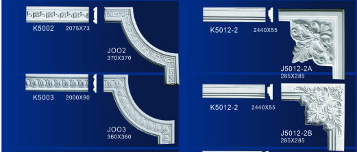 EPS石膏线条-K5043