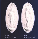 EPS石膏线条-F01