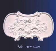 EPS石膏线条-F29
