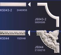 EPS石膏线条-K5023X