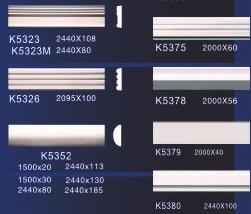 EPS石膏线条-K5401