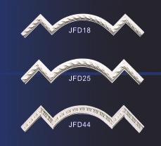 EPS石膏线条-K5025