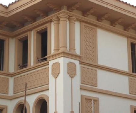 EPS线条墙角装饰