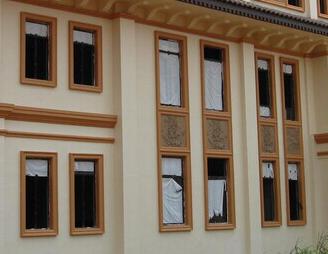 EPS窗台装点