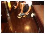 贵州地板打蜡