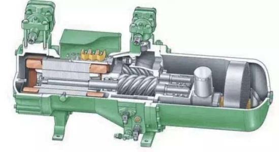 螺杆空气压缩机组