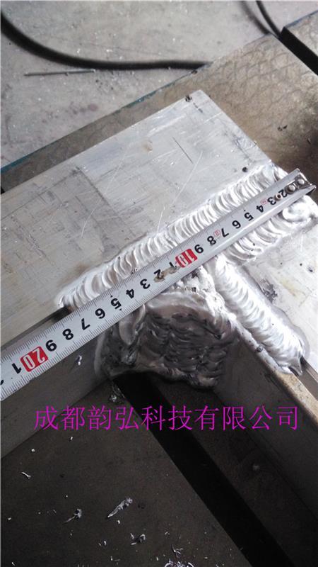 厚型铝合金焊接