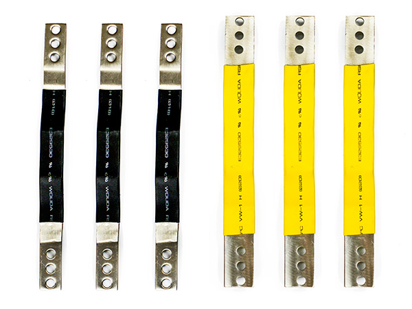 热缩管铜排软连接
