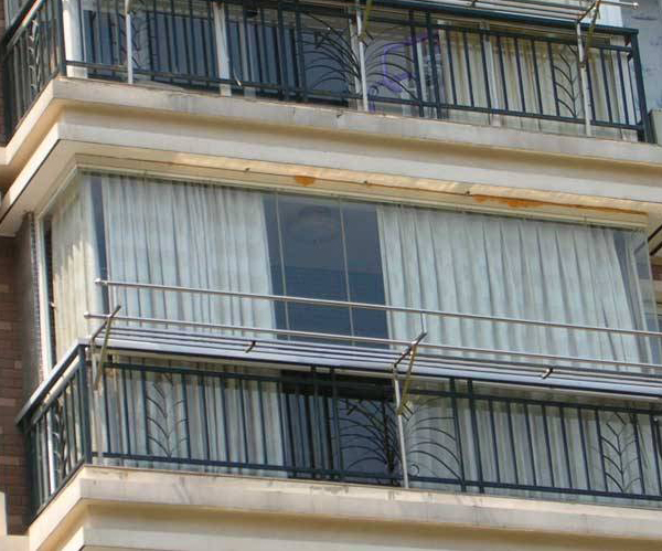 遵义无框阳台窗价格