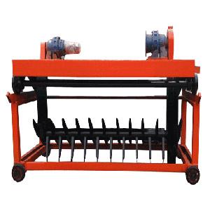 槽式发酵翻堆机