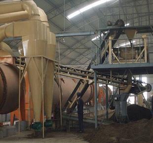 河南小型有机肥生产线