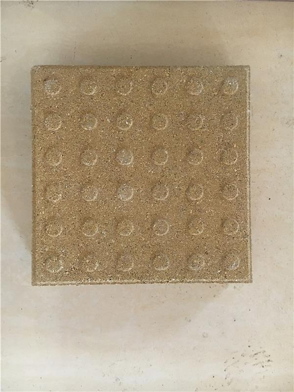 彭州透水砖   盲点砖