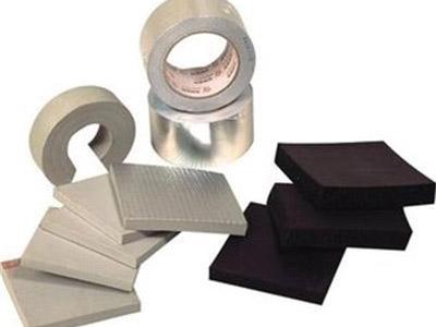 橡塑铝箔板