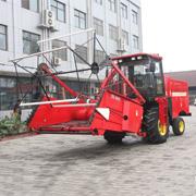 4QZ-12型青饲料收获机  玉米青储机厂家