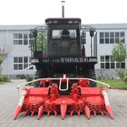 4QZ-14B青饲料收获机 青贮机
