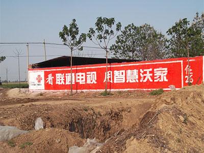 河北农村墙体广告