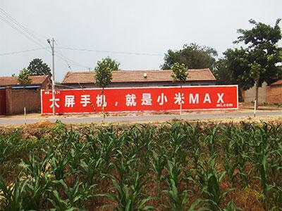河北专业墙体广告