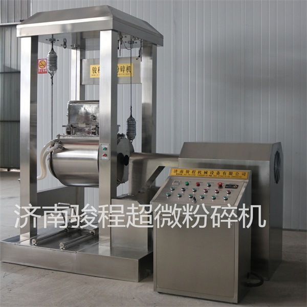 JCWF-100A大型中药材超细打粉机