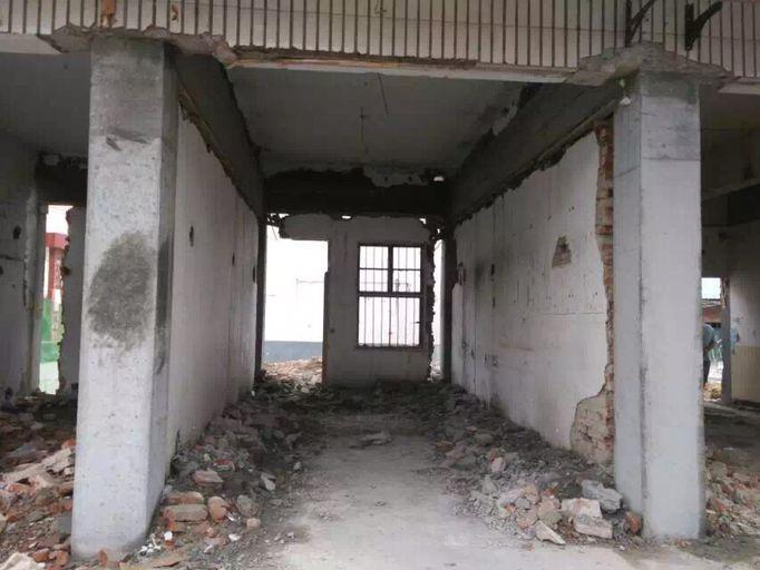 西安仓库墙体改梁