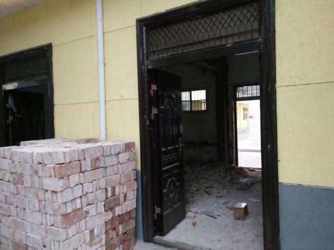 门面墙体改梁