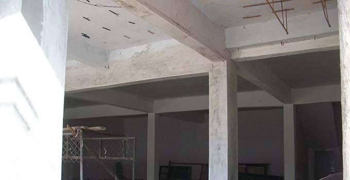 西安墙体改梁防水的重要性