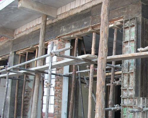 西安墙体改梁针对腐蚀的防治措施是什么