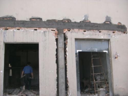 兰州市专业墙体改梁
