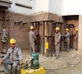 【图解】混凝土结构柱承载力不足的造成因素 钢结构平台结构组成