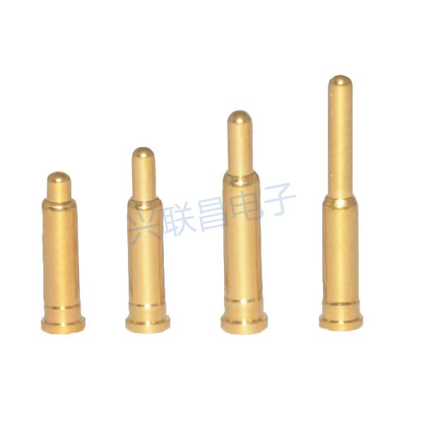 专业生产镀金pogopin