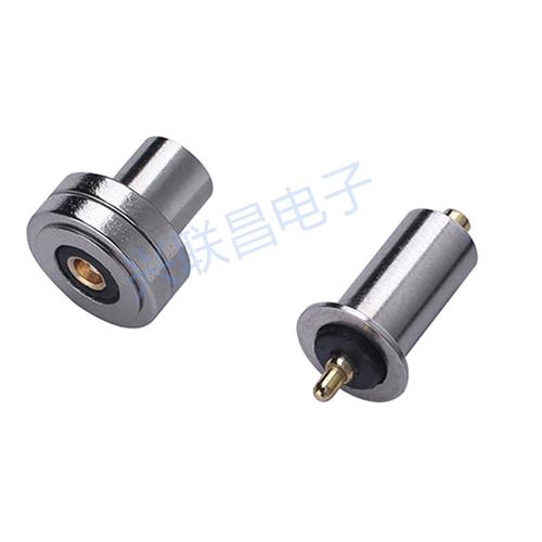 LED灯磁环吸附式连接器