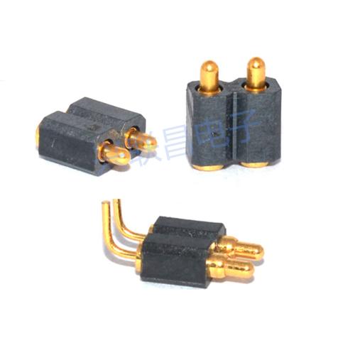 弹簧顶针导电连接器