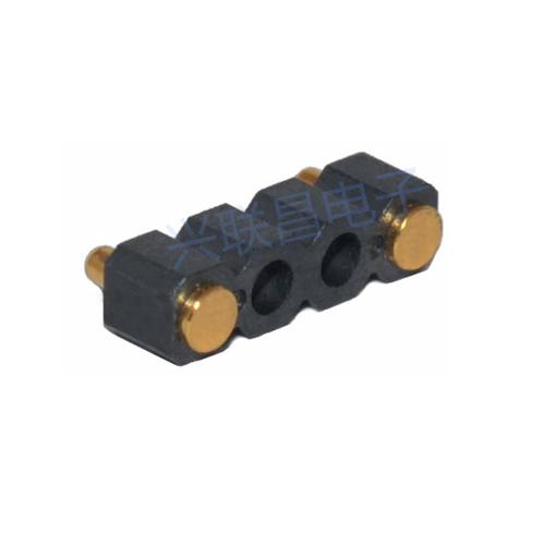 公母座弹簧针连接器