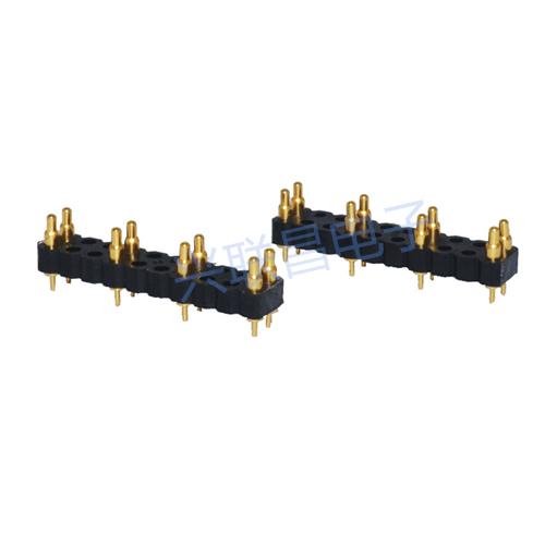 电池连接器天线针弹簧针