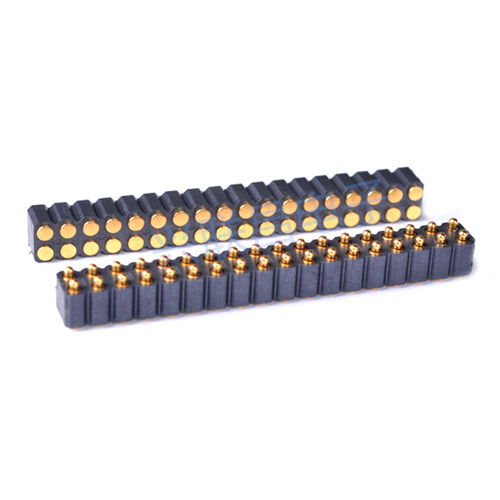 36pin电流针pogo pin连接器