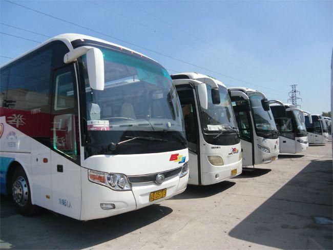 郑州旅游大巴租车