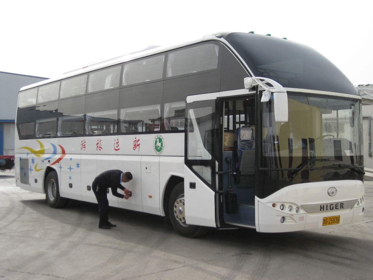 郑州租大巴车订单流程