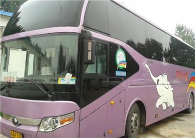 郑州中巴租车公司