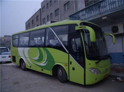 河南中巴车租赁厂家
