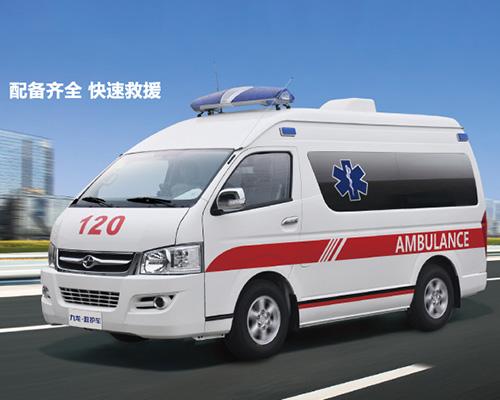 转运型救护车